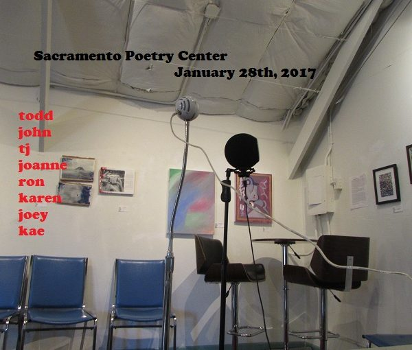 WOA Open Mic, January 28th, 2017